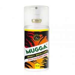 MUGGA SPRAY 50 % DEET 75 ml